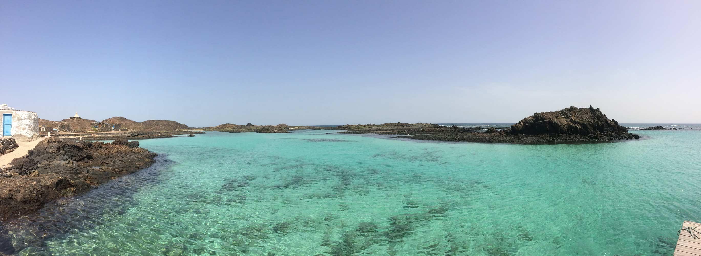 arena catamaran isla de lobos