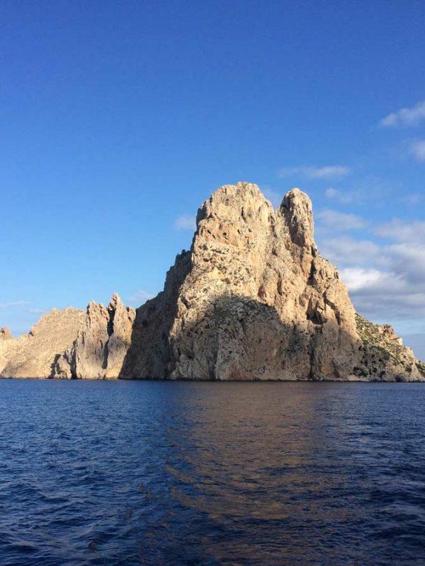 Arena Catamaran Ibiza Naturaleza