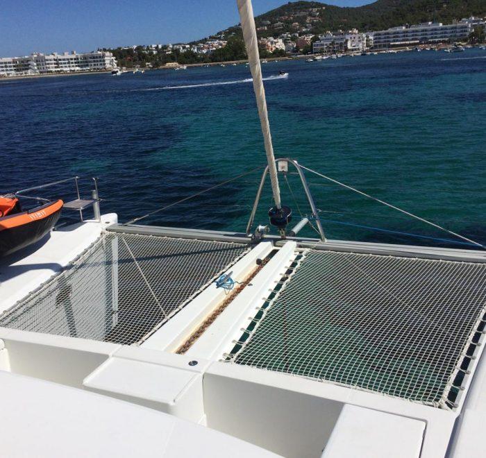 Arena Catamaran Barco