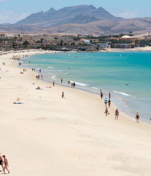 Arena Catamaran beach fuerteventura