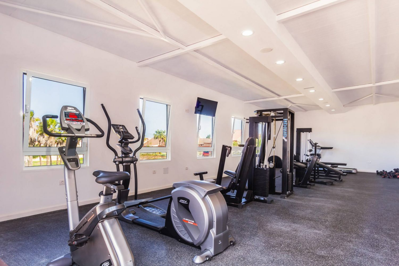 Arena Hoteles Catamaran gym