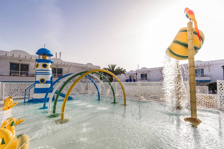 Arena Hoteles Catamaran splash park