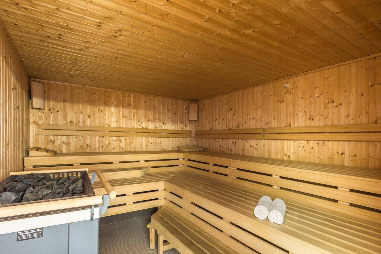 Arena Hoteles Catamaran sauna